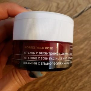 Korres Wild Rose Vitamin C Sleeping Facial
